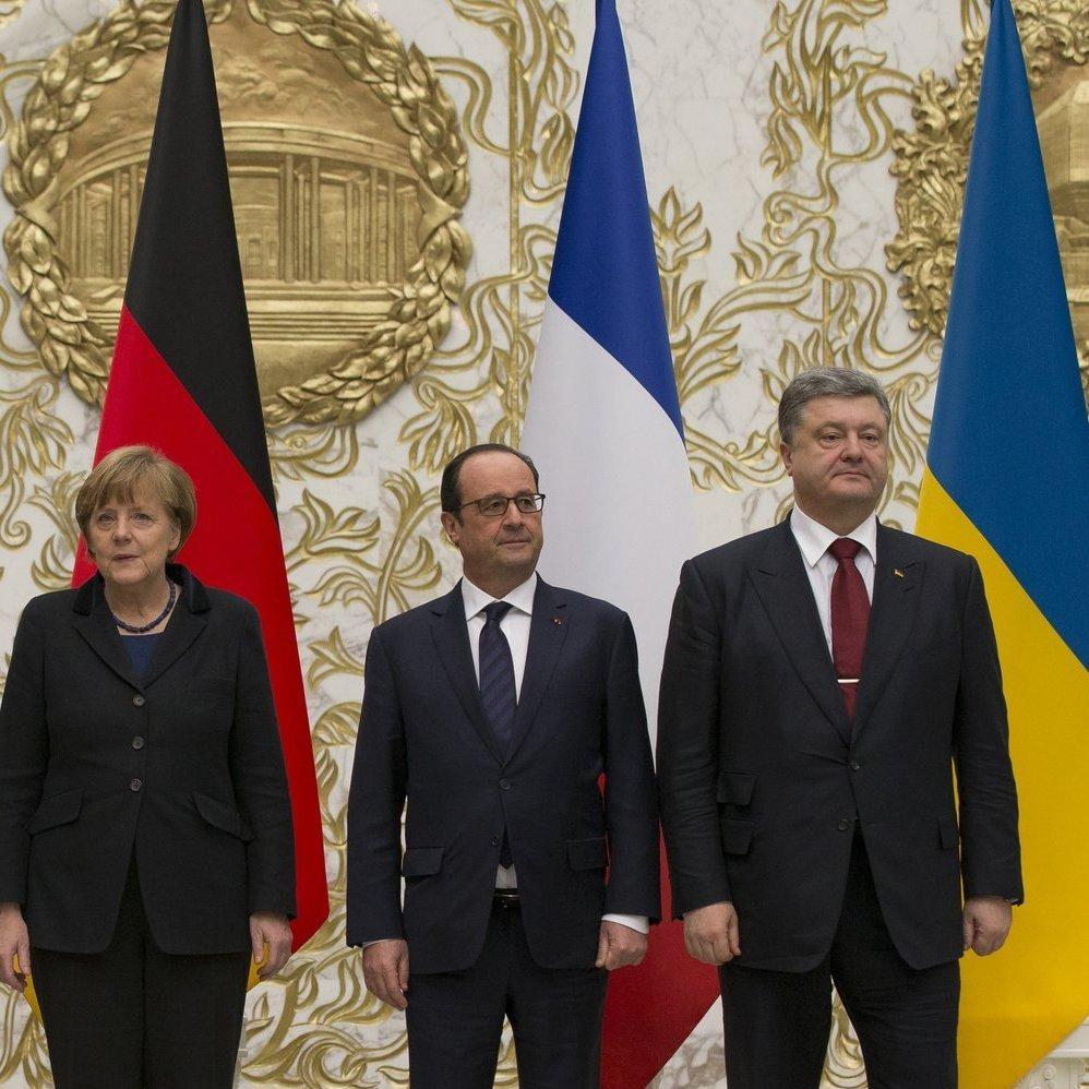 У Мюнхені почалися переговори «нормандської четвірки» щодо України