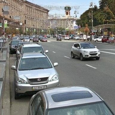У Києві Хрещатик більше не перекриватимуть на вихідні