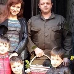 Семен Семенченко розповів про почуття до дружини