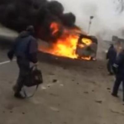 Бойовики підірвали пост ДАІ у Дагестані, загинули правоохоронці та військові (ВІДЕО)