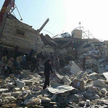 Росія розбомбила госпіталь у сирійському Ідлібі, багато загиблих