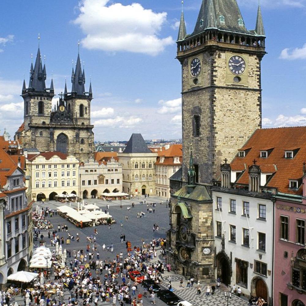 Сепаратизм по-чеськи: один з мікрорайонів Праги хоче відокремитися від столиці