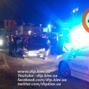 П'яний військовий скоїв ДТП та влаштував перегони з поліцією