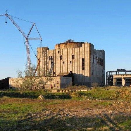 У Криму АЕС розберуть для будівництва керченського моста