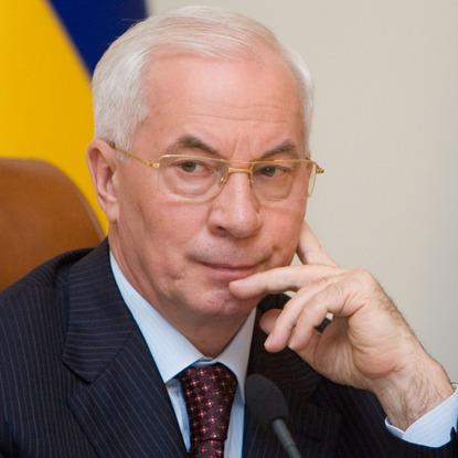 Азаров визнав Крим російським