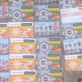 Співробітниця фінцентру «ЛНР» намагалася перевезти через кордон платіжні картки