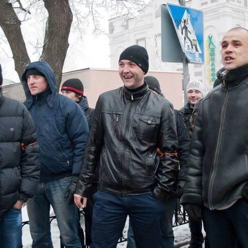 ГПУ посадила лише одного «тітушку» за події на Майдані