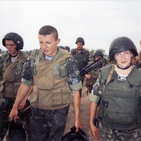 Мосійчук: на передовій заарештували бійця батальйону «Айдар»