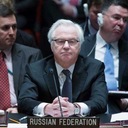 Чуркін сподівається, що в ООН Росії ще вірять