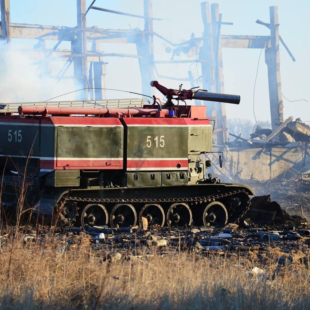 Серія атак на тил ЗСУ: у Генштабі кажуть, що боєприпаси у Сватовому підпалили за допомогою безпілотника