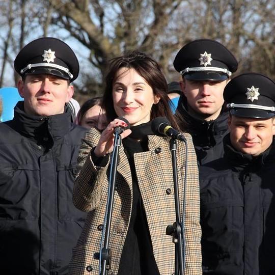 Патрульна поліція склала присягу в Чернігові