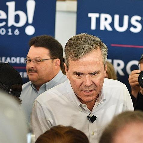 Джеб Буш відмовився від участі у президентській гонці