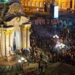 На Майдані розпочалося віче