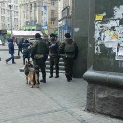 «Революційні праві сили» покинули готель «Козацький»