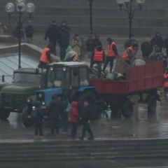 У центрі Києва почалася «зачистка» Майдану-3