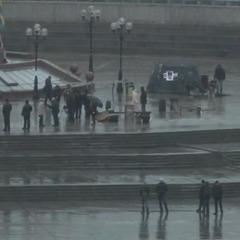 На Майдані побились активісти