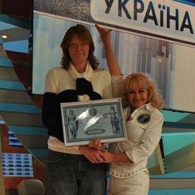 У Чернігові померла найвища жінка України