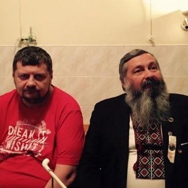 Мосійчук запевняє, що суд утискає права його незрячого адвоката