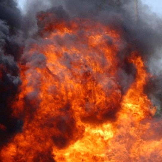 Стали відомі подробиці вибуху під Мар'їнкою