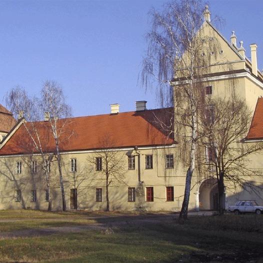 Вночі на Львівщині горів старовинний замок