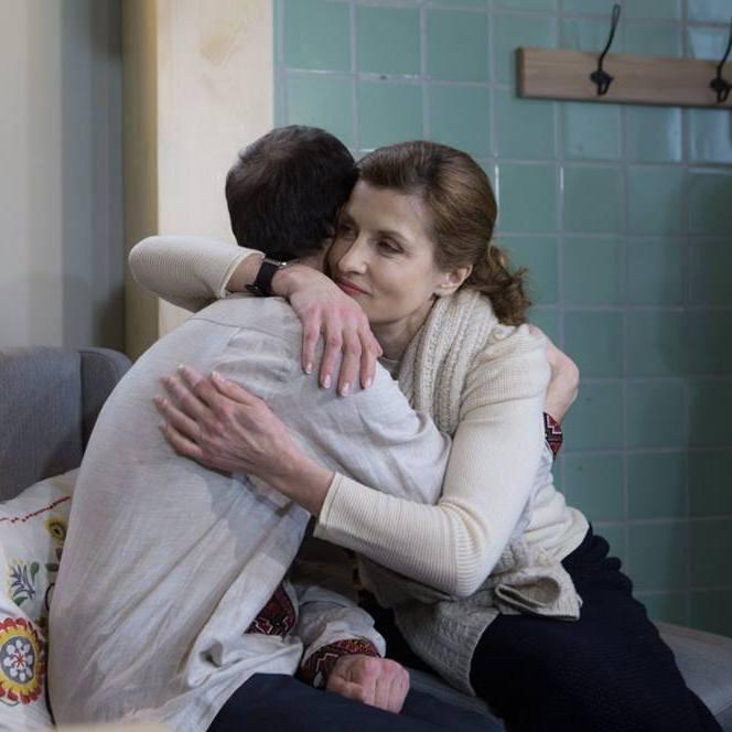Марина Порошенко запросила на каву хворого на ДЦП Романа Кисляка (фото)