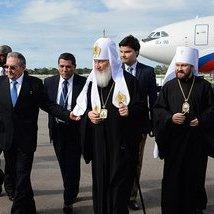 Турне патріарха Кирила коштувало росіянам не менше 20 млн рублів