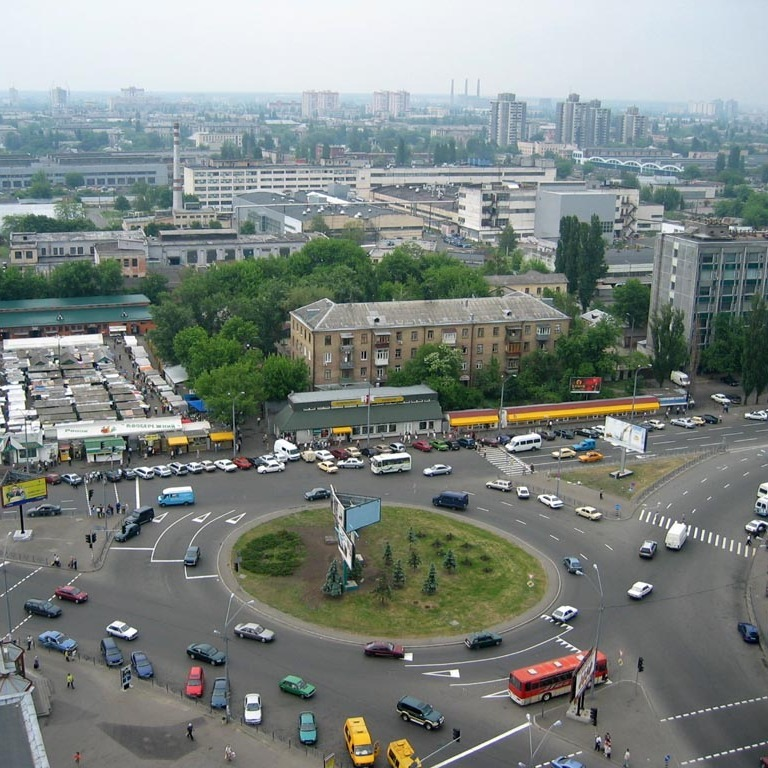 У Києві перейменовано зупинку «Площа Ленінградська»