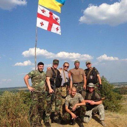 Грузинський легіон увійшов до складу ЗСУ