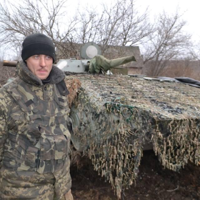 Бій під Зайцевим тривав майже добу: українські бійці відбили атаку (ВІДЕО)