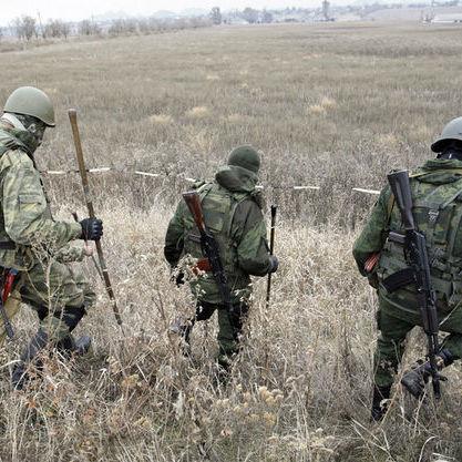 Російські військові розстріляли бойовиків, які хотіли здатися в полон ЗСУ