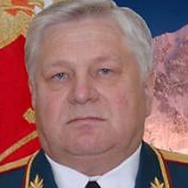 Генерал, який командував військовими РФ у Грузії, впав у кому