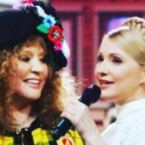 Пугачова запропонувала Тимошенко заспівати разом