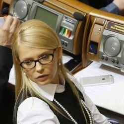 Тимошенко показала декларацію про доходи (документ)