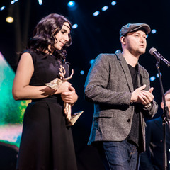 Пісня Джамали і Хливнюка отримала одразу 2 премії Yuna-2016