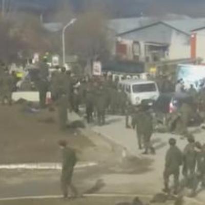 У Чечні декілька сотень місцевих солдатів зі стріляниною побили військових РФ (ВІДЕО)