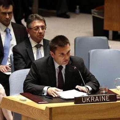 Клімкін заявив, що Росія буде змушена обговорювати повернення Криму