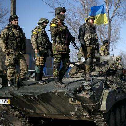 Обстріл українських позицій у зоні АТО триває