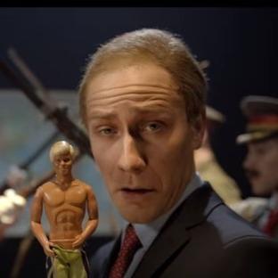 На нацвідборі на Євробачення у Словенії представили сатиричний кліп про Путіна (відео)