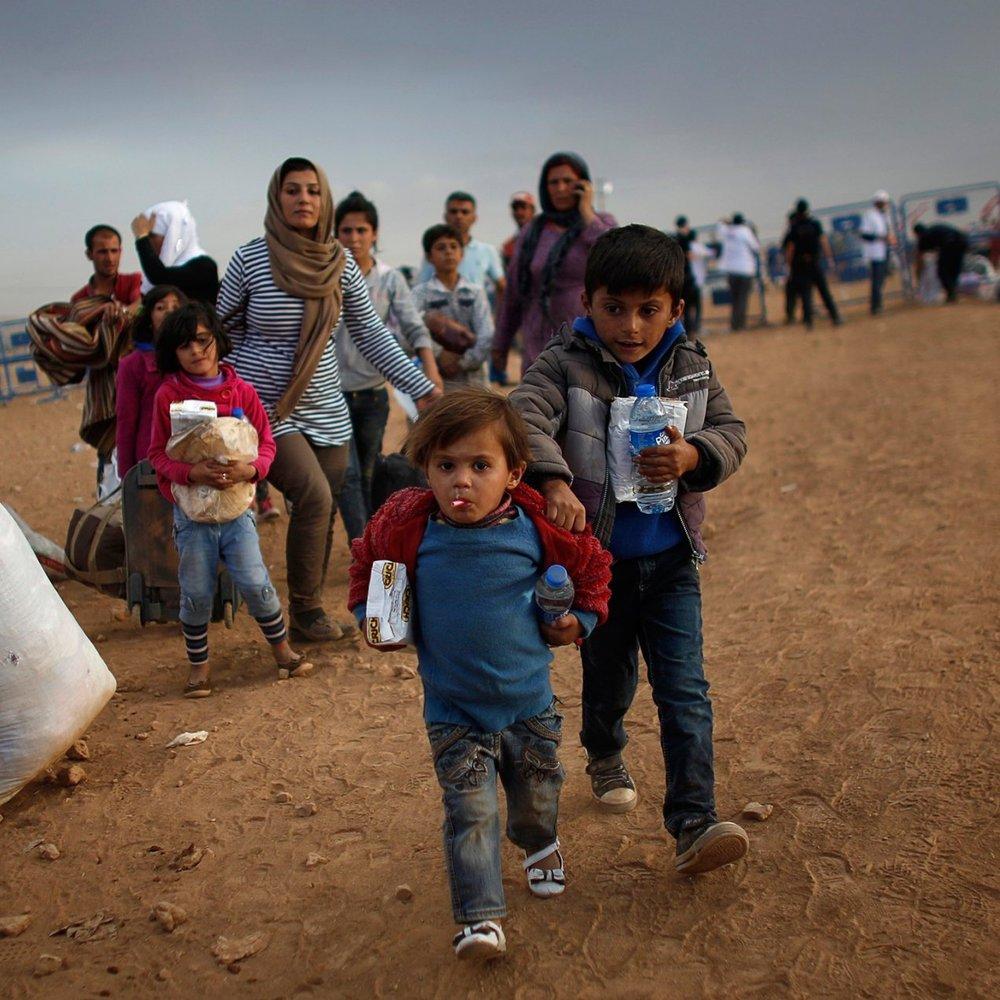 Сирійських біженців планують поселити в Яготині