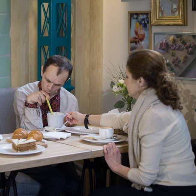 «Дивовижна перша леді», - хворий на ДЦП Роман Кісляк подякував Марині Порошенко