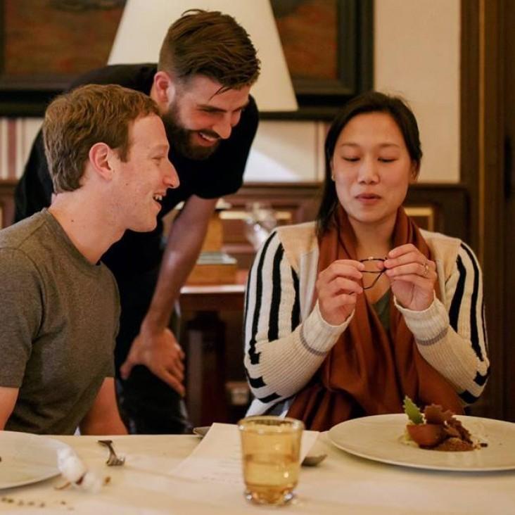 Цукерберг привітав дружину з днем народження у Барселоні