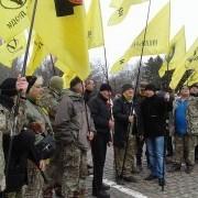 В Одесі люди вийшли на вулиці на знак протесту проти російської окупації