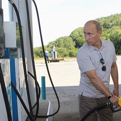 У країні-«бензоколонці» Путін підвищив вартість бензину і дизпалива