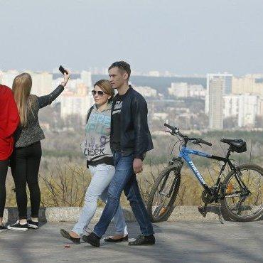 Перший день весни встановив у Києві температурний рекорд