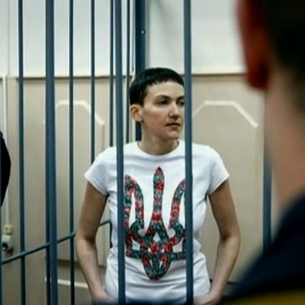 Російське держобвинувачення вимагає 23 роки для Савченко
