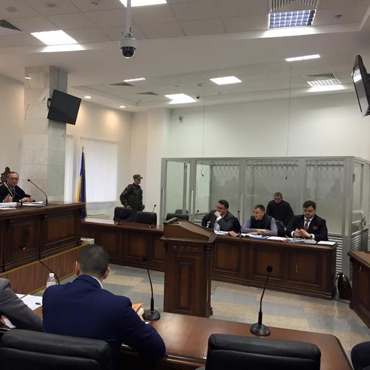 У патрульного Олійника відбулось зіткнення з іншим ув'язненим в слідчому ізоляторі - Антон Геращенко