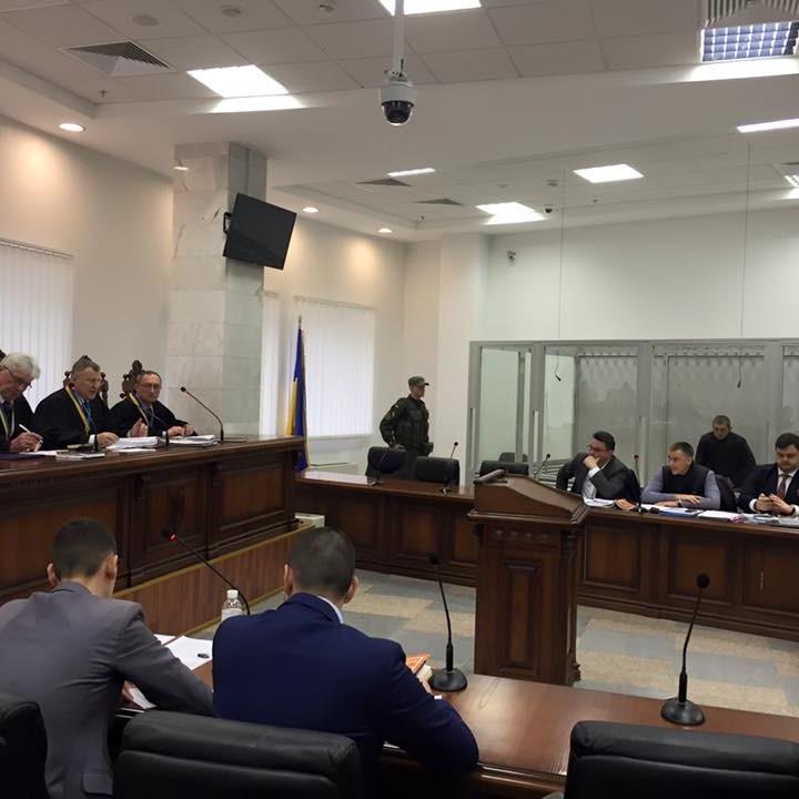 Сергій Олійник відпущений під домашній арешт