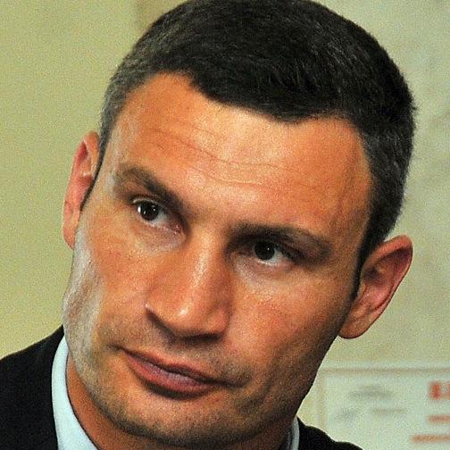 Віталій Кличко прокоментував ситуацію щодо патрульного Олійника