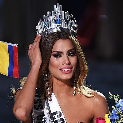 Міс Колумбія, яку помилково назвали переможницею на конкурсі  «Міс Всесвіт - 2015», отримала роль у кіно