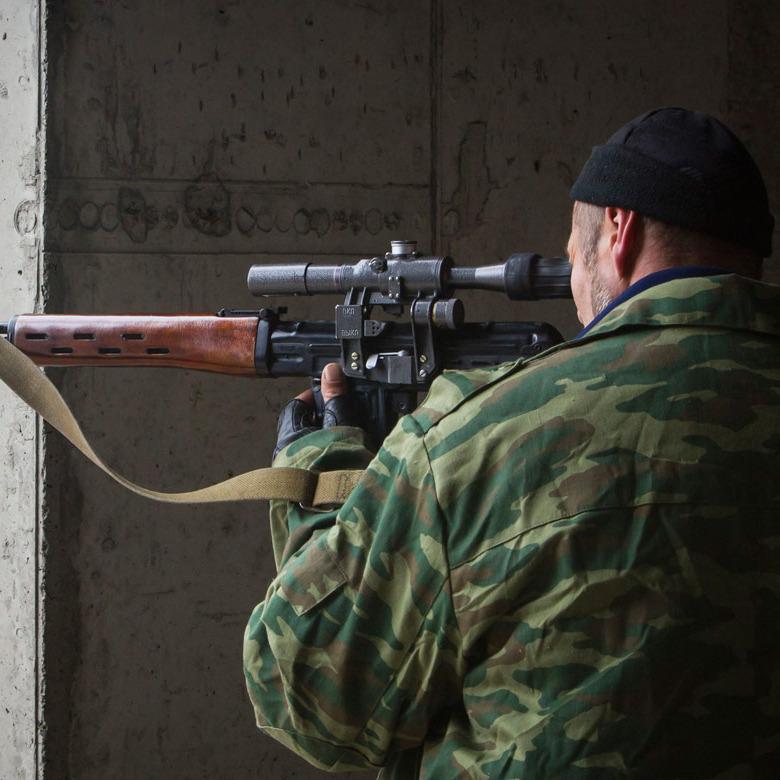 У зоні АТО активізувались снайпери бойовиків